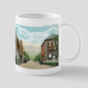 Livingston Montana MT Mug