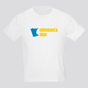 Minnesota Nice Kids Light T-Shirt