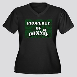 propofdonnie Plus Size T-Shirt