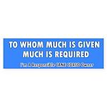 Responsible Cane Corso Owner (Bumper)