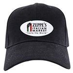 Zeppe's Italian Market Black Cap