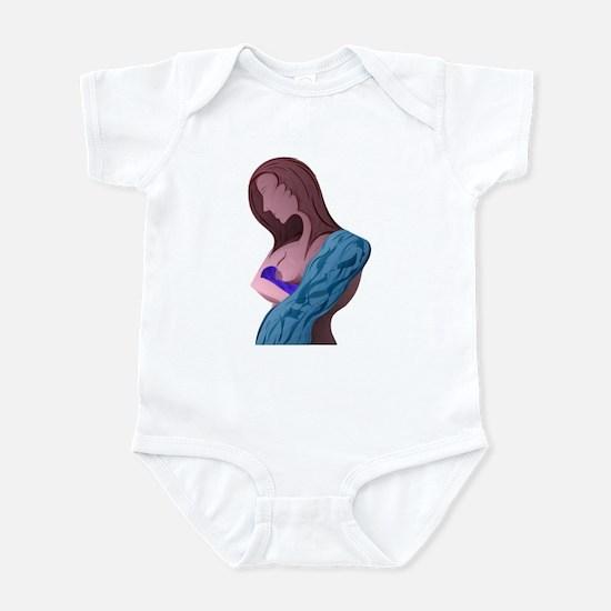 Nursing Mother Infant Bodysuit