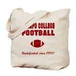Ramapo Football Tote Bag
