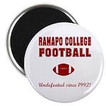 Ramapo Football Magnet