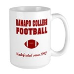 Ramapo Football Large Mug