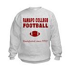 Ramapo Football Kids Sweatshirt