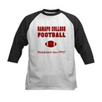 Ramapo Football Kids Baseball Jersey