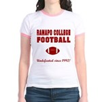 Ramapo Football Jr. Ringer T-Shirt