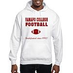 Ramapo Football Hooded Sweatshirt