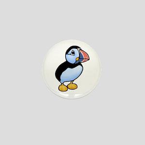Puffin Mini Button