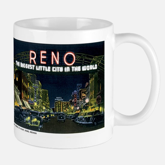 Reno Nevada NV Mug