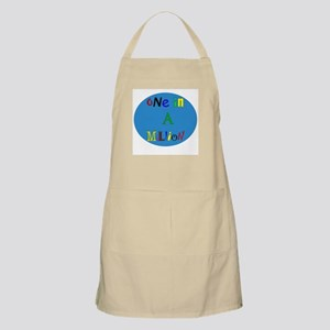 One in a million BBQ Apron