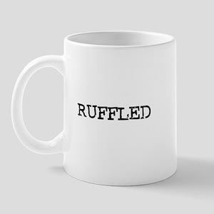 Ruffled Mug