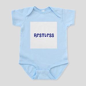 Restless Infant Creeper