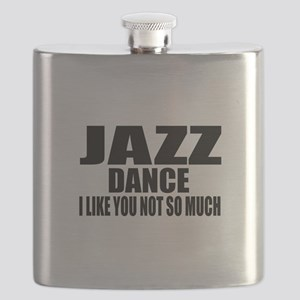 Jazz Dance I Like You Not So Much Flask