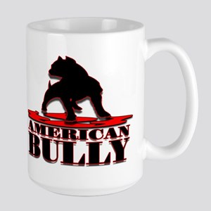 American Bully Large Mug