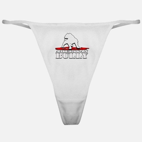 American Bully Classic Thong