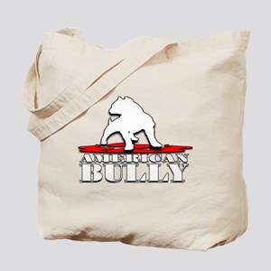 American Bully Tote Bag