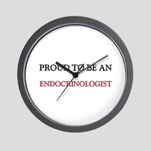 Proud To Be A ENDOCRINOLOGIST Wall Clock