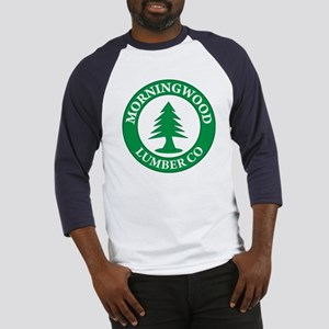 Morning Wood Lumber Company Baseball Jersey