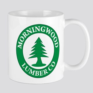 Morning Wood Lumber Company Mug