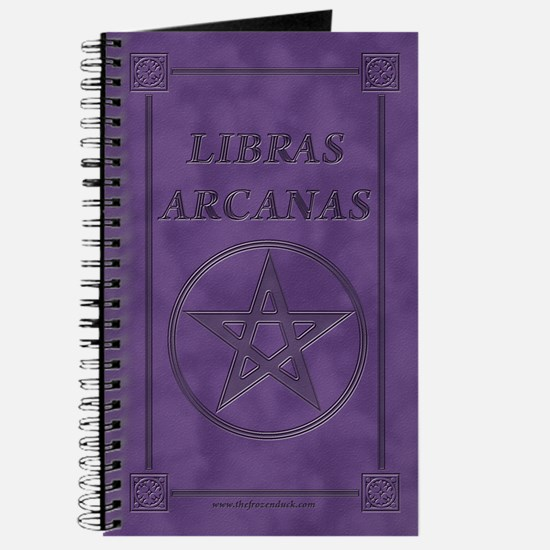 Libras Arcanas - Purple