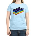 RACISM IS OVER!: Women's Light T-Shirt