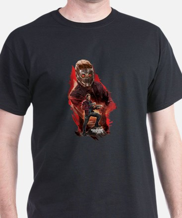 GOTG Starlord Stance T-Shirt