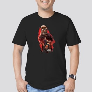 GOTG Starlord Stance Men's Fitted T-Shirt (dark)