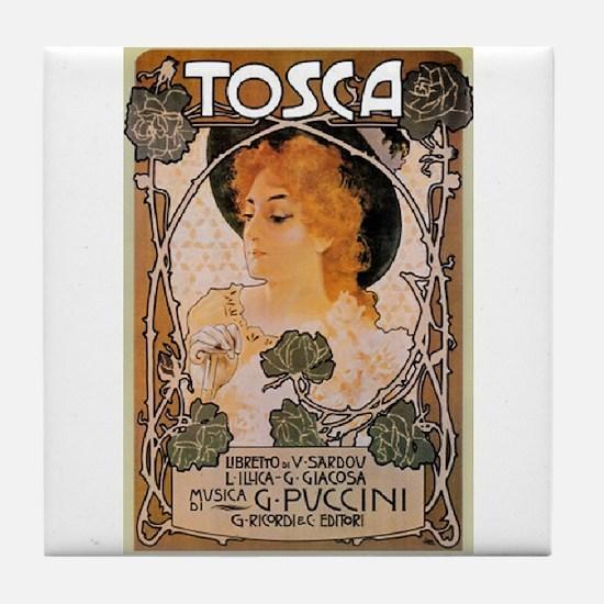 Tosca Tile Coaster