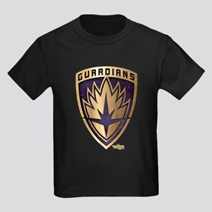 GOTG 2 Symbol Kids Dark T-Shirt