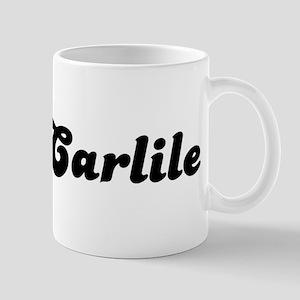 Mrs. Carlile Mug