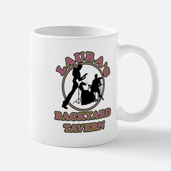Laura's Backyard Tavern Mug
