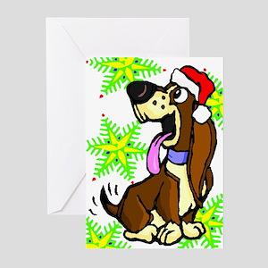 Happy Howlidays Greeting Cards (Pk of 10)