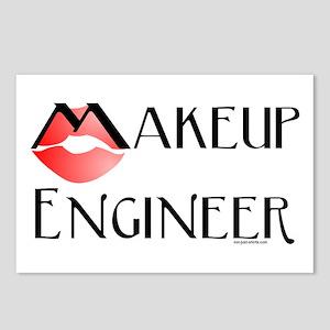 Makeup Engineer Postcards (Package of 8)