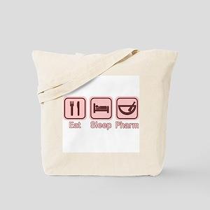 Eat, Sleep, Pharm 2 Tote Bag