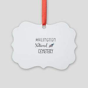 Arlington National Cemetery Picture Ornament