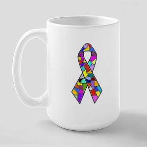 Large Mug with DID/MPD ribbon