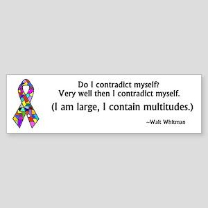 DID/MPD Bumper-I contain multitudes