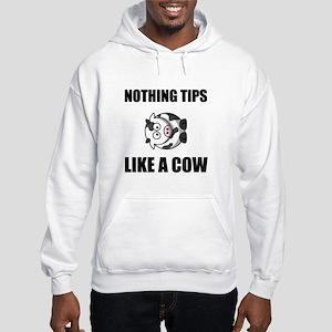 Nothing Tips Like Cow Sweatshirt