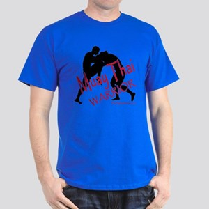 Muay Thai Warrior Dark T-Shirt
