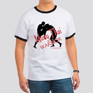 Muay Thai Warrior Ringer T