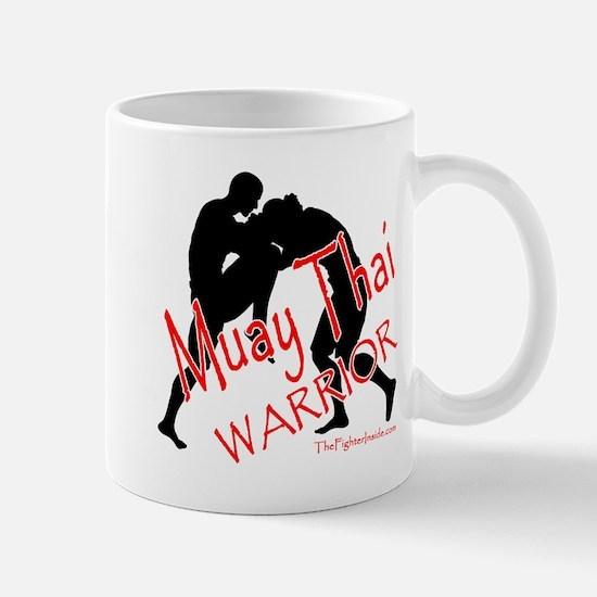Muay Thai Warrior Mug