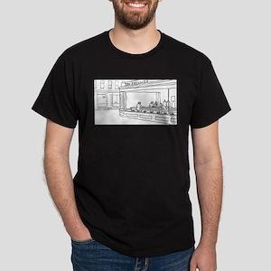 Nighthawks - Stick T-Shirt