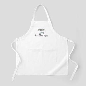 Art Therapist Gift BBQ Apron