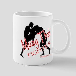 Muay Thai Fighter Mug
