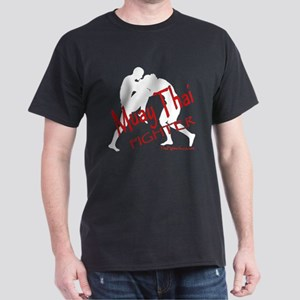 Muay Thai Fighter Dark T-Shirt