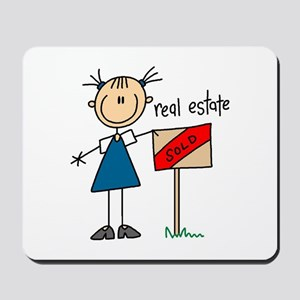 Real Estate Agent Mousepad