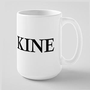 I Love Da Kine Large Mug