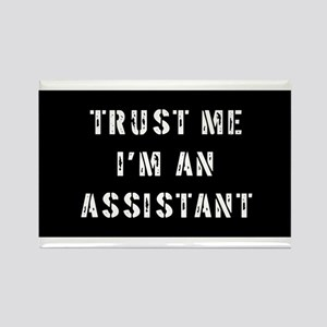 Assistant gift Rectangle Magnet